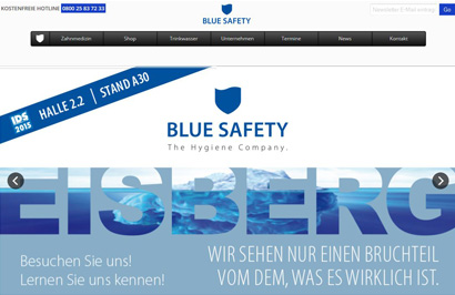 bluesafety website